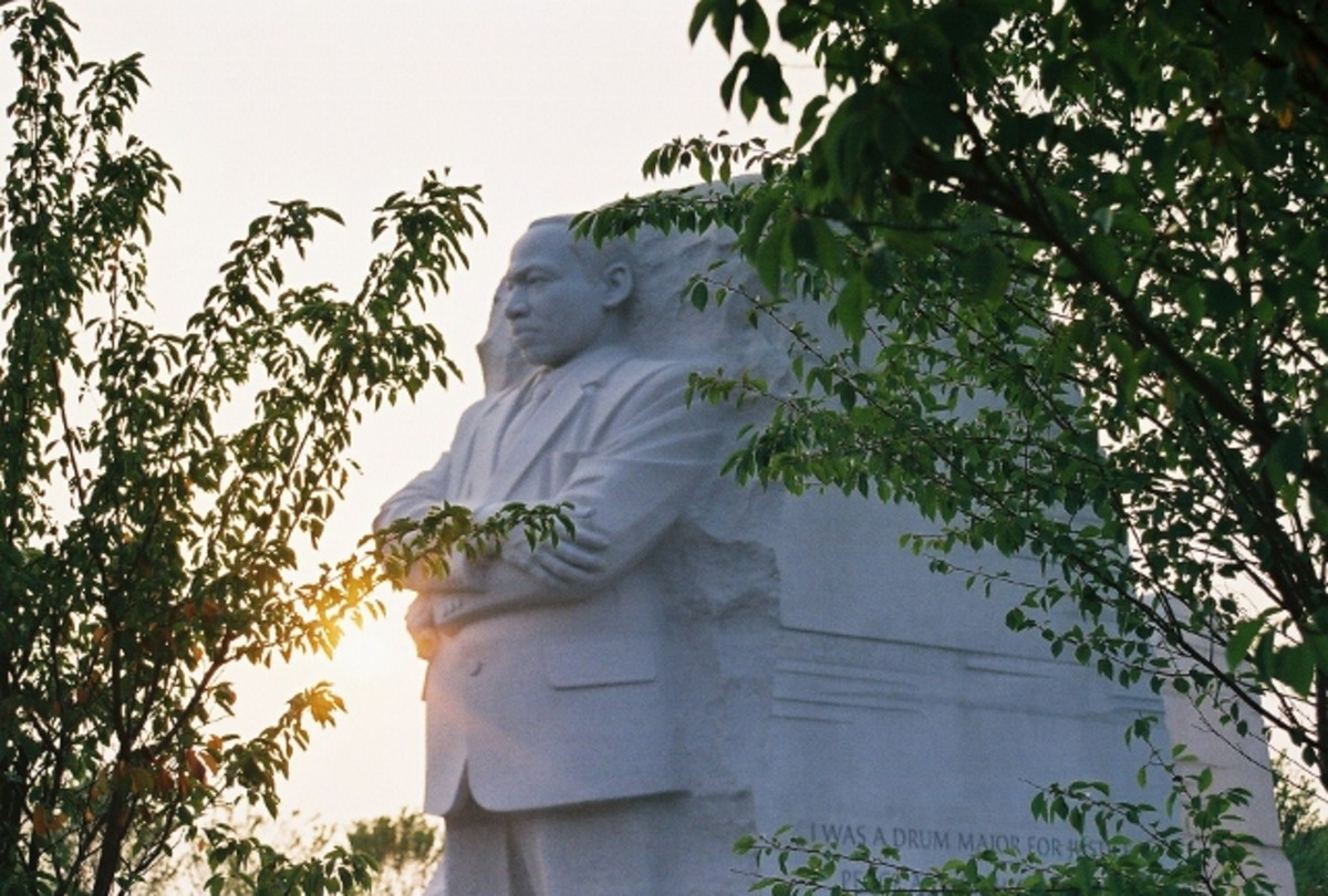 Dr. Martin Luther King, Jr., National Memorial, Washington, DC