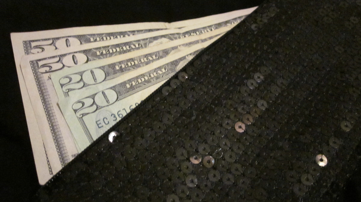 Money is often mistaken for self-worth.