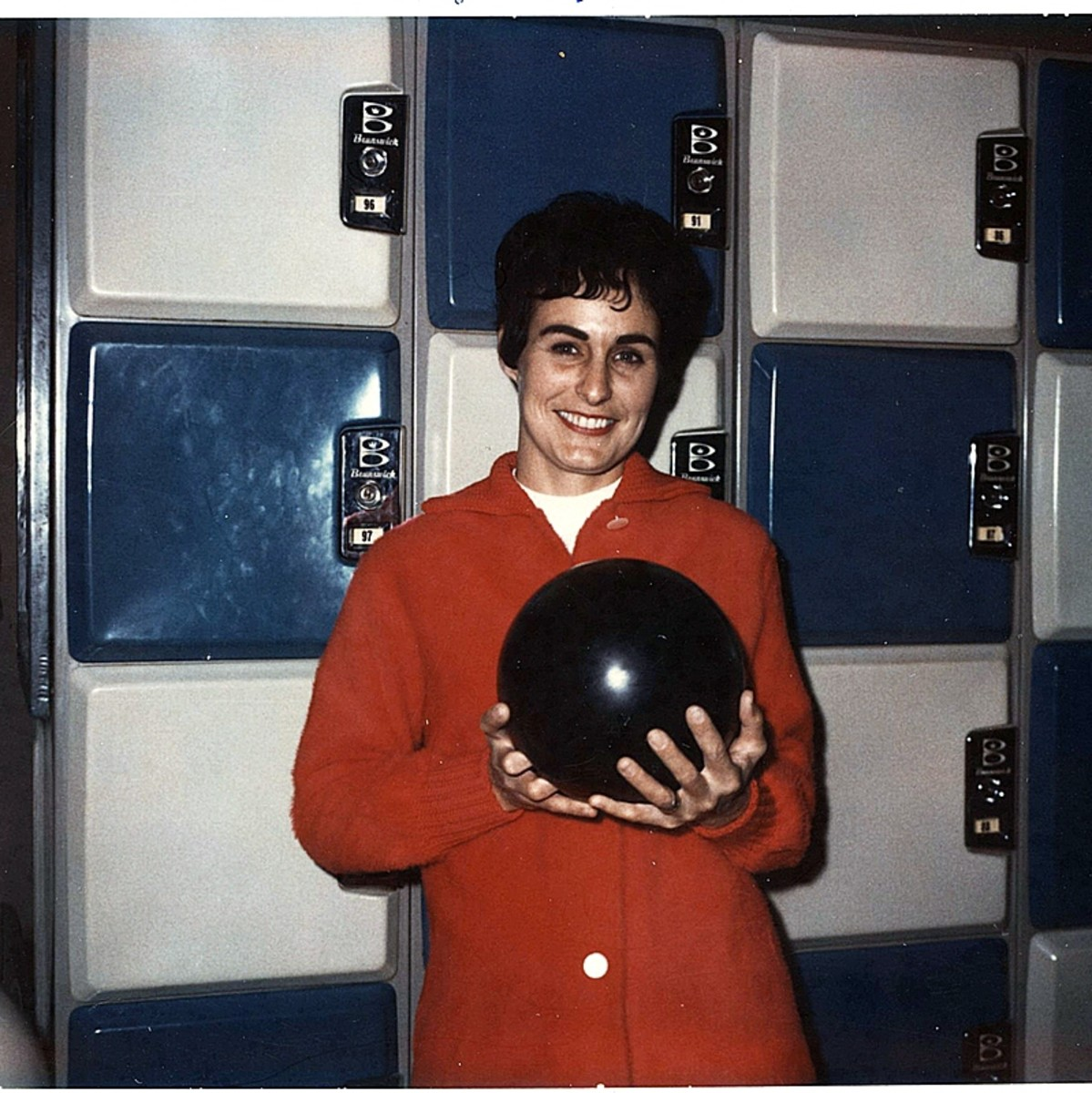 Bowling was like ballet to mom. Watching her bowl was like watching a graceful dancer.
