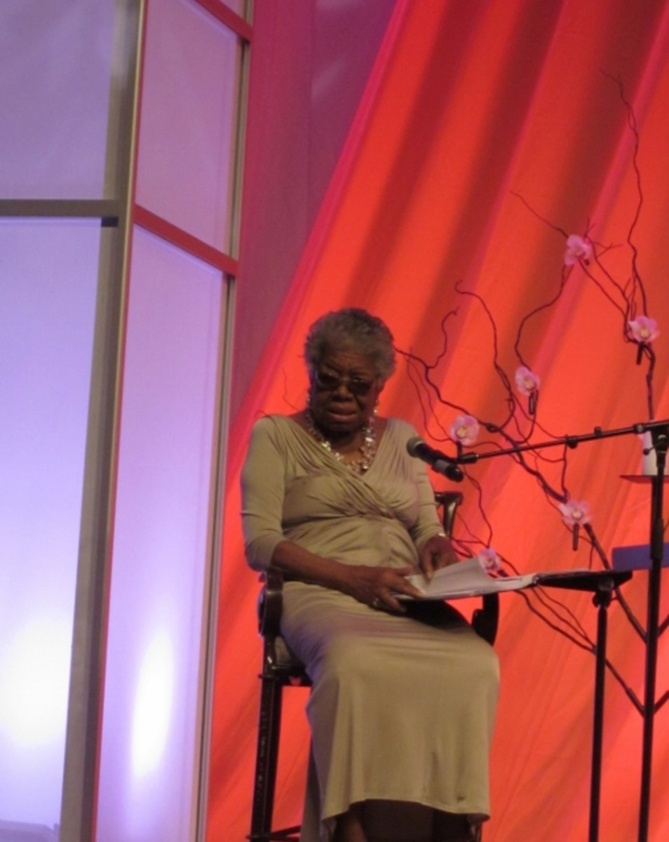 Dr. Maya Angelou: Poet and Activist, Actor and Dancer, Teacher and Mentor