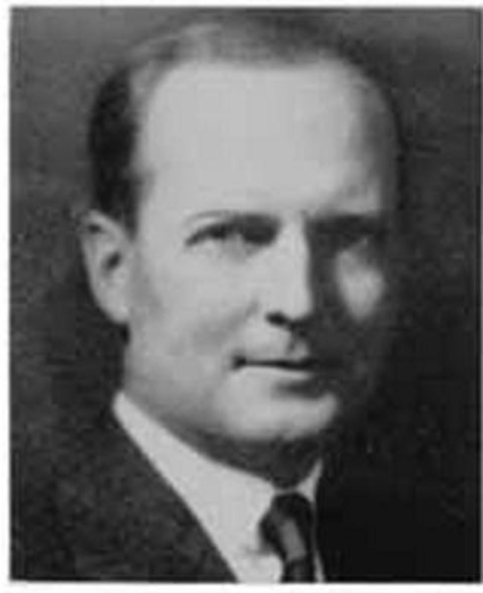 Major William H Nichols (1881-1957)