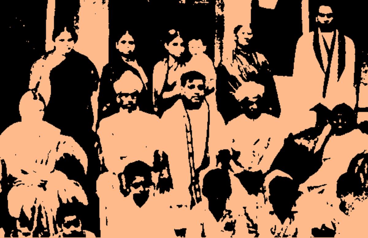 The family man, Swami
