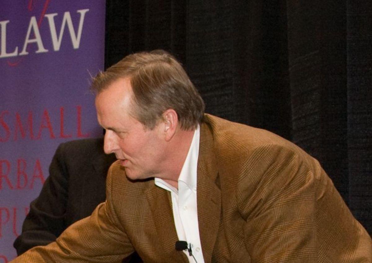 """John Grisham: Author of """"The Chamber"""""""