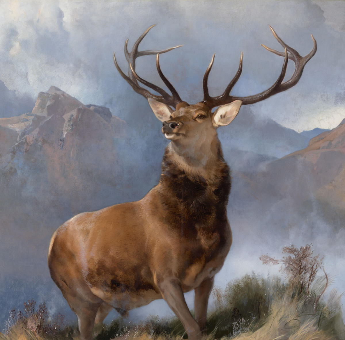 Scotland's most Iconic Painting