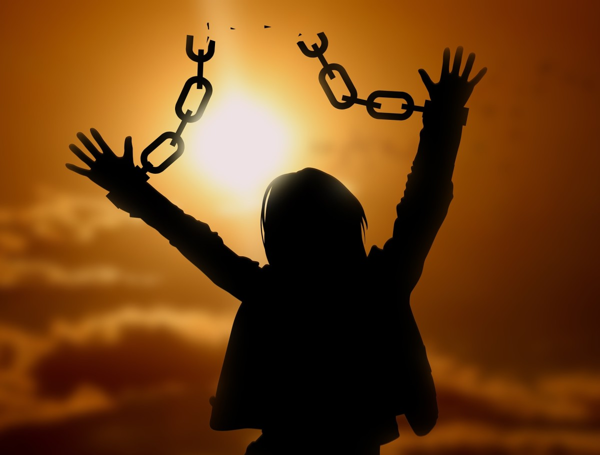 More forgiveness and reconciliation and that people find freedom from the shackles of bitterness.
