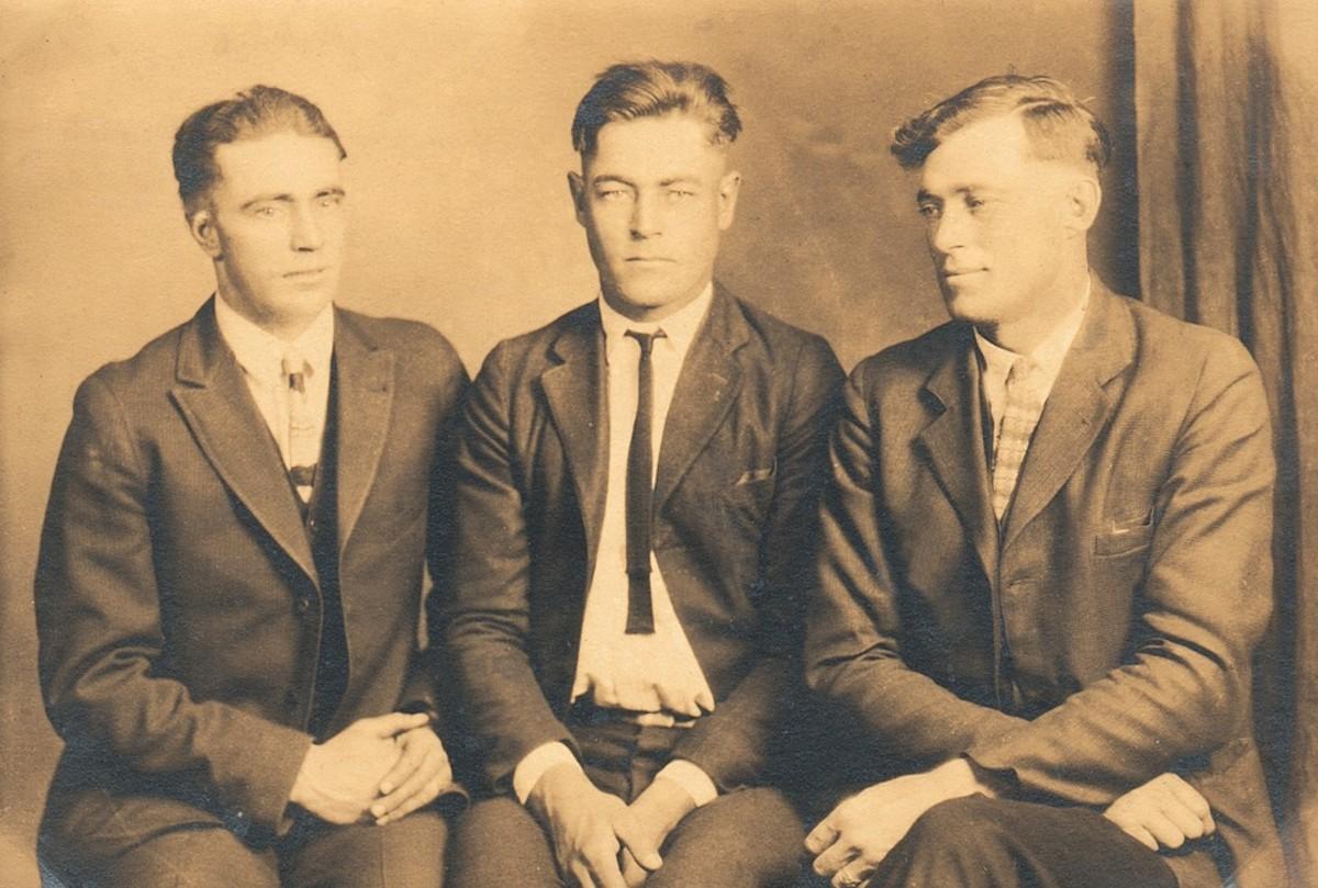 Left to Right: Rufin Wronski, Karol Lonski, Jakub Mazur.