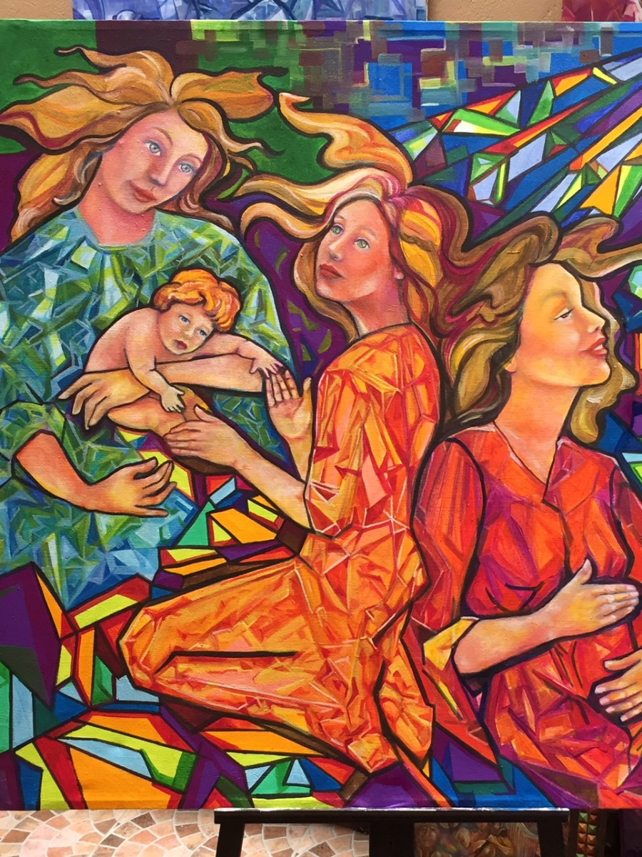 a tribute to expectant mothers