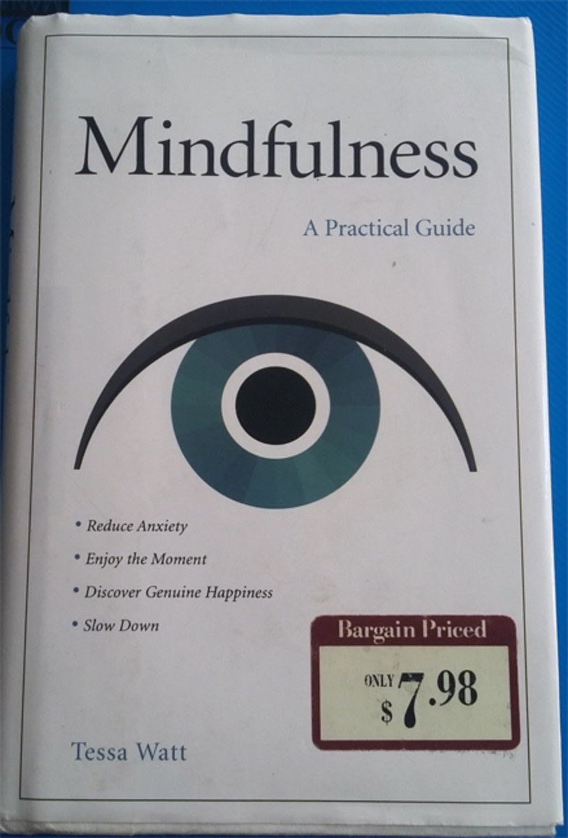 A good entry point into the study and practice of mindfulness.