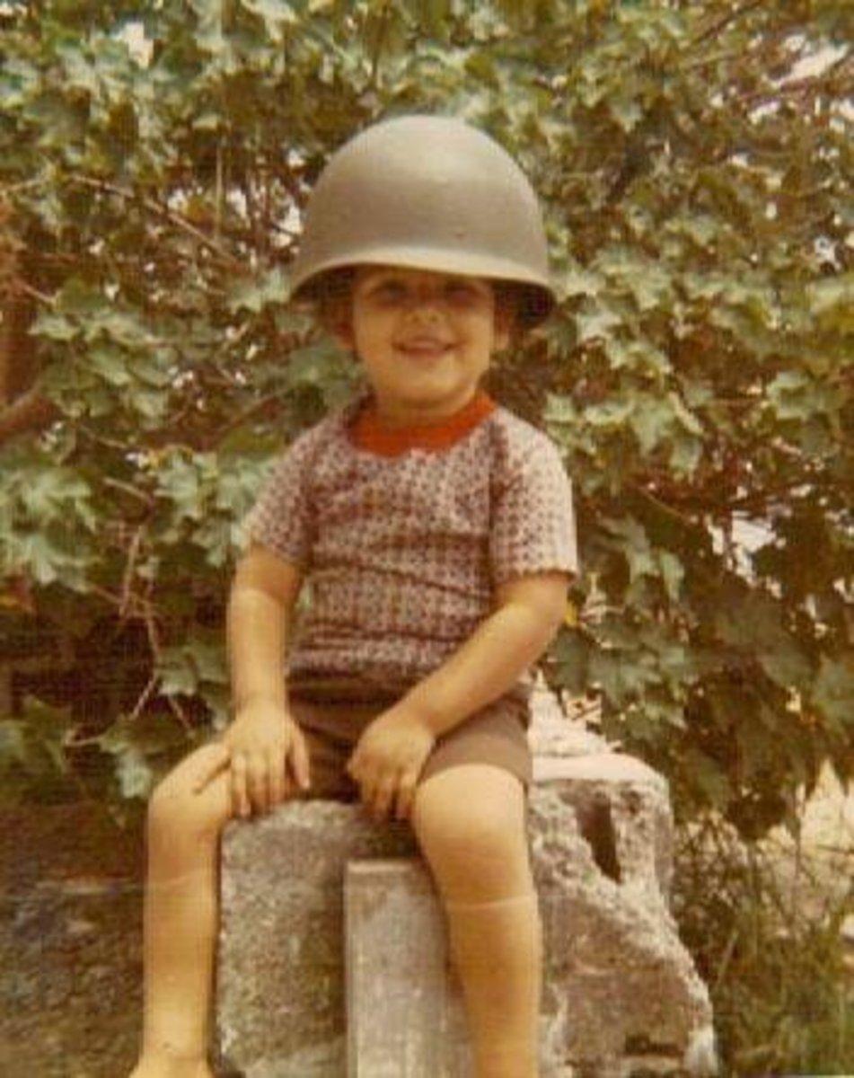Augustine A. Zavala 1973 Okinawa