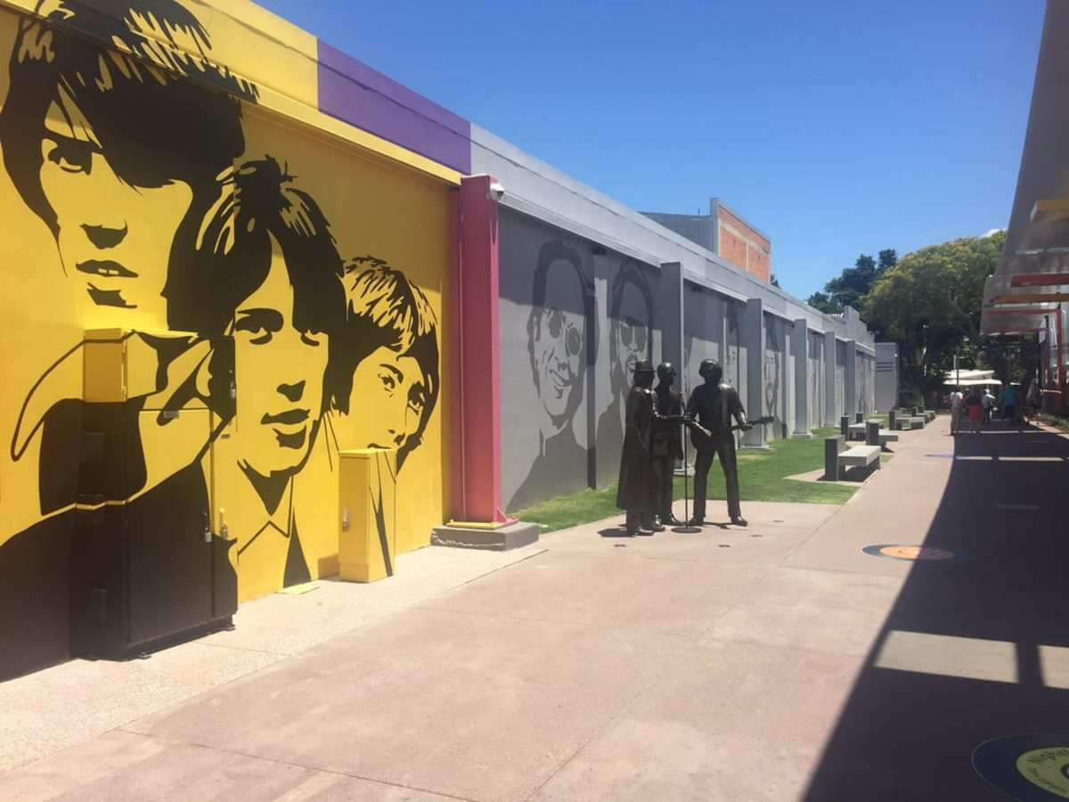 Bee Gees Way, Redcliffe, QLD