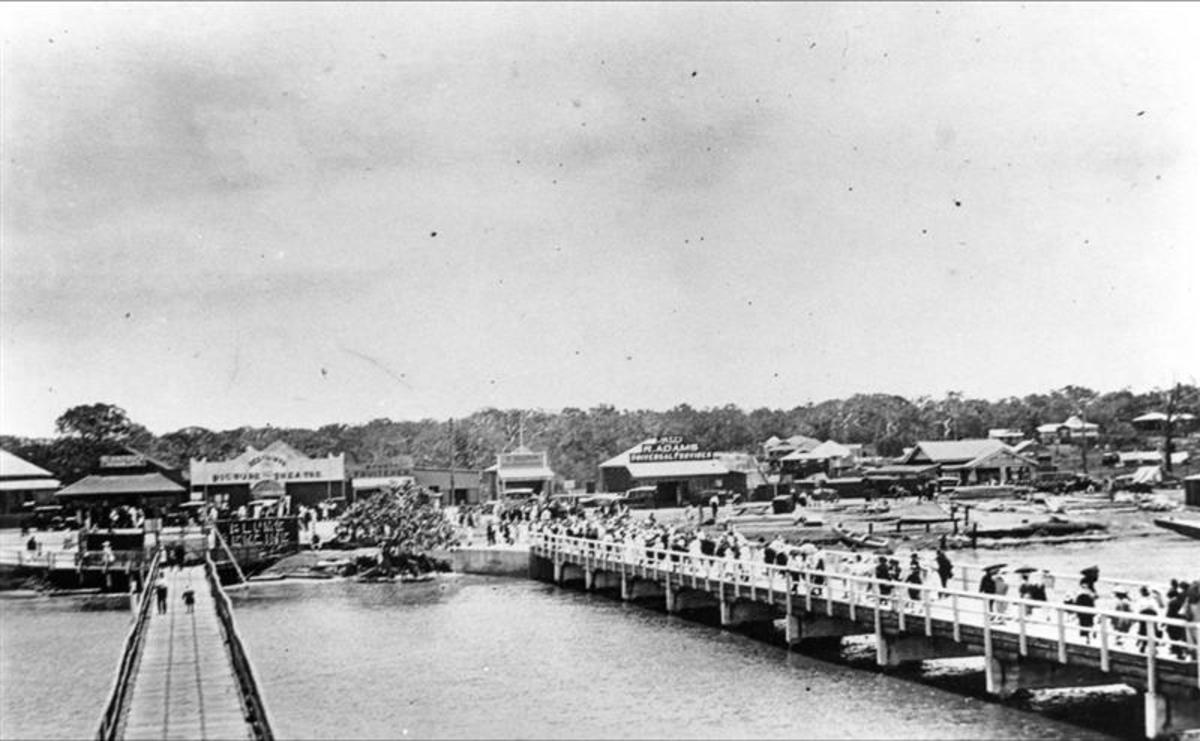 The Old Redcliffe Jetty