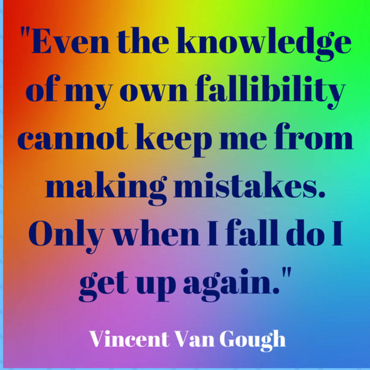 Five Inspirational Quotes About Making Mistakes and Moving ...