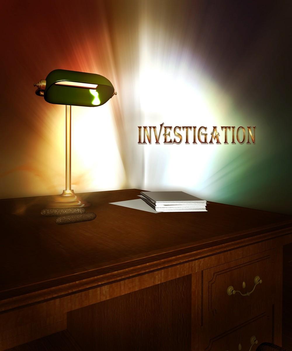 Private Investigator Jefferey Strum came in contact with Private Investigator Sasha Mazur.