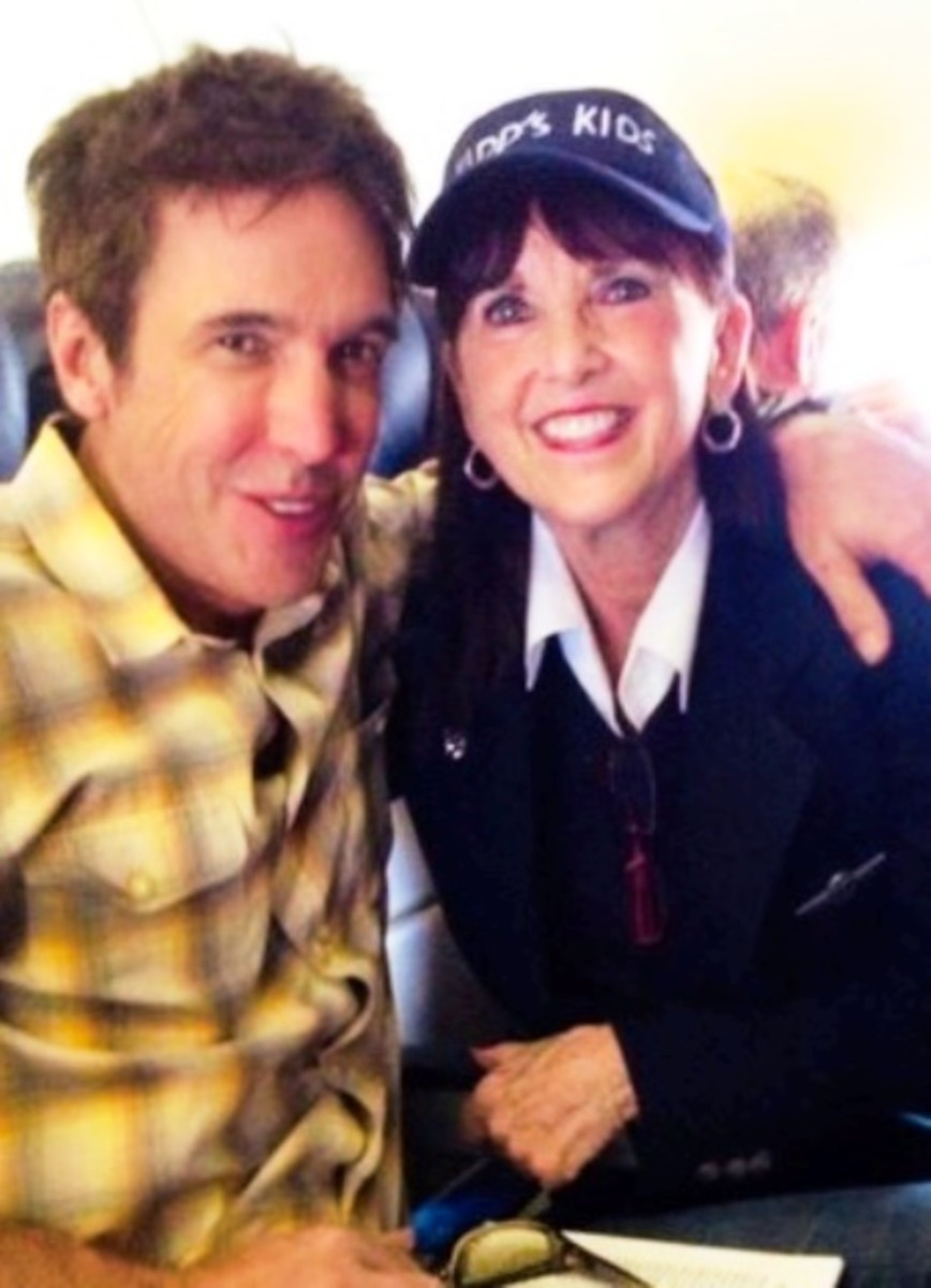 "Radio host, David Peter ""Kidd"" Kraddick, 1959 -2013, won multiple awards including Air Personality of the Year and Best Radio Personality in the Country."