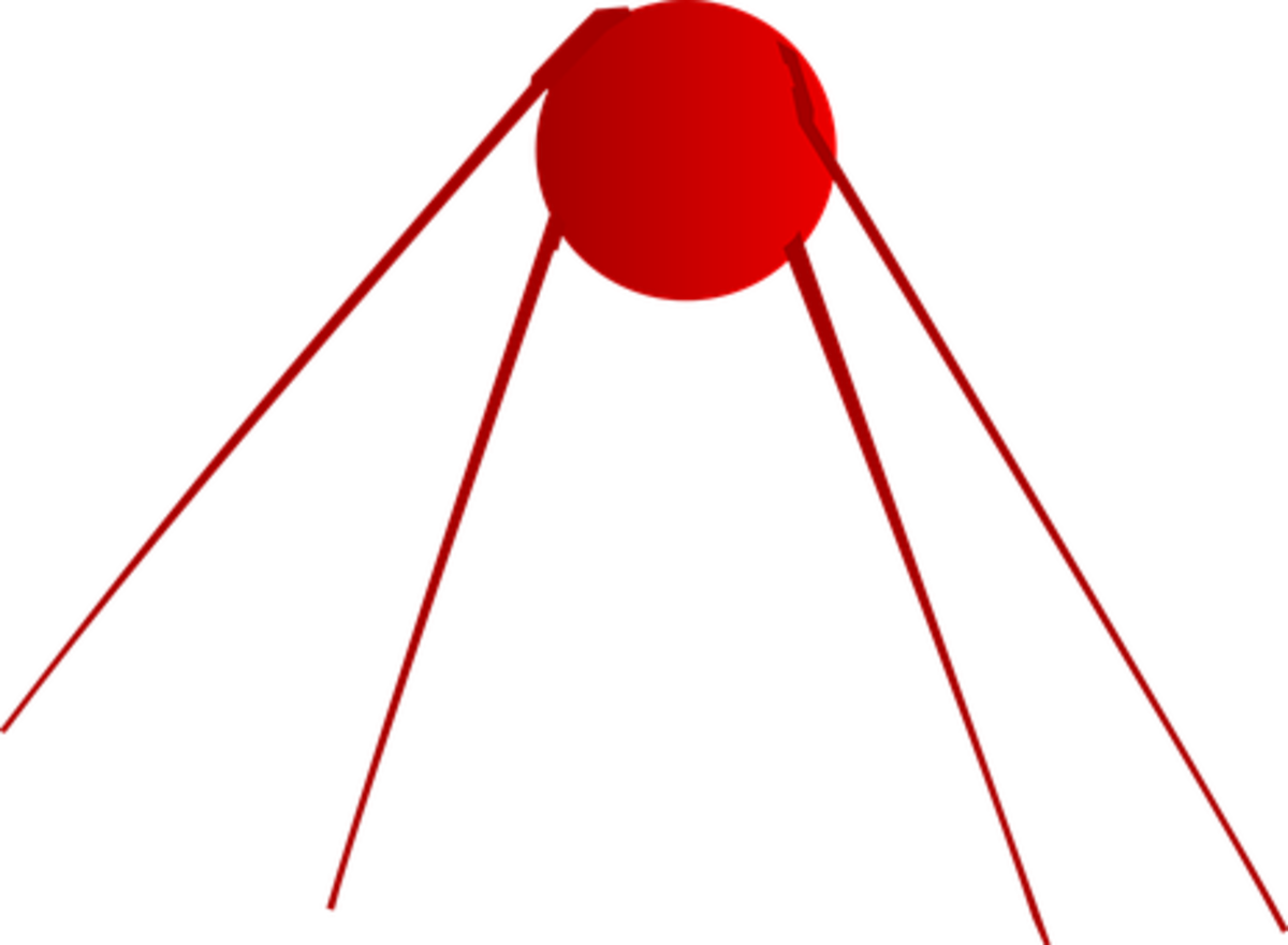 The Sputnik 1 Satellite