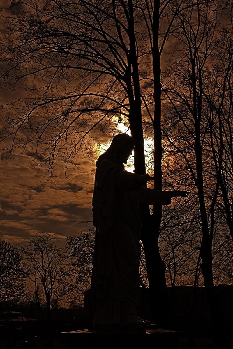 Jesus prayed all night (Luke 6:2).