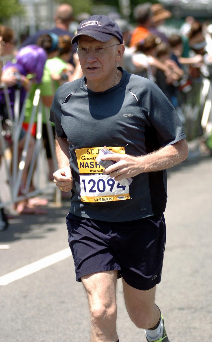 My 2012 Nashville Marathon
