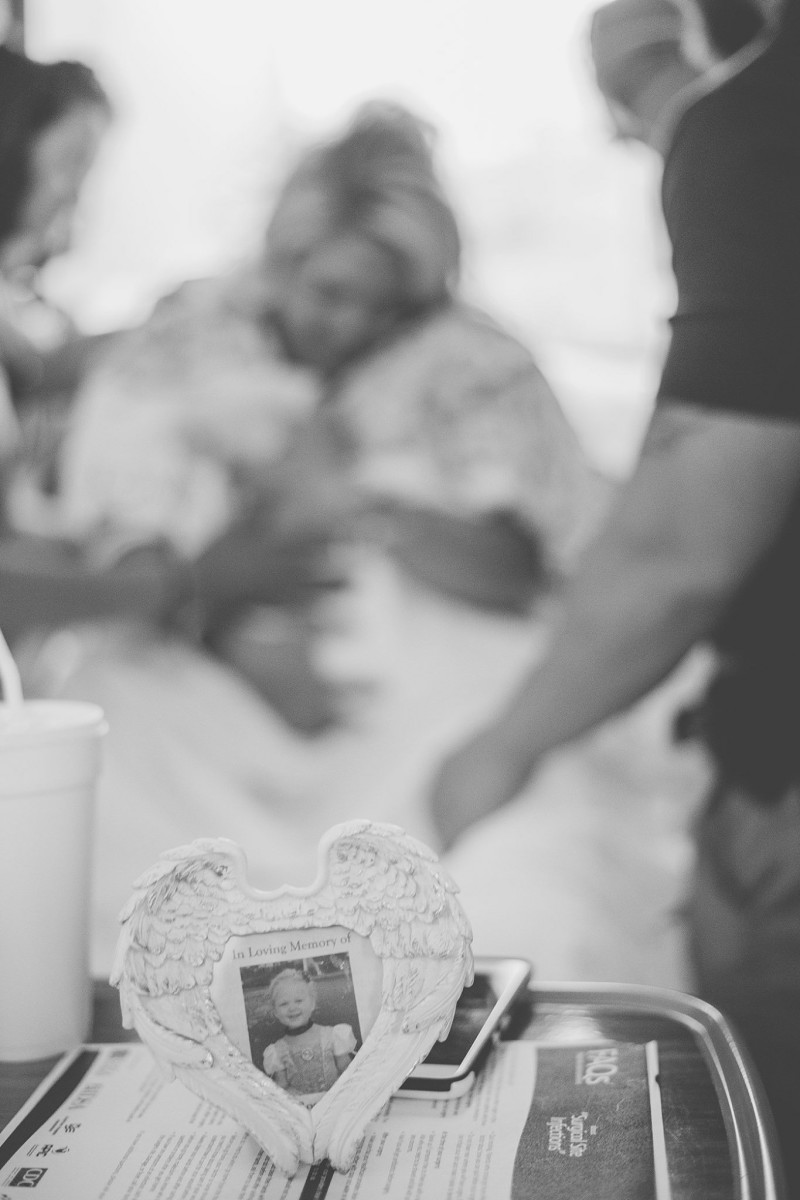 Our photographer, Lauren Todd of LB photography, captured this beautiful   photo in the room after our son was born.