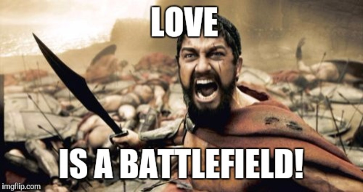 Love upon a Battlefield