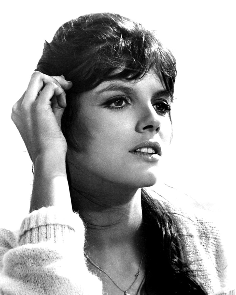 This is the lovely Katharine Ross for film  Mister Buddwing, 1966.