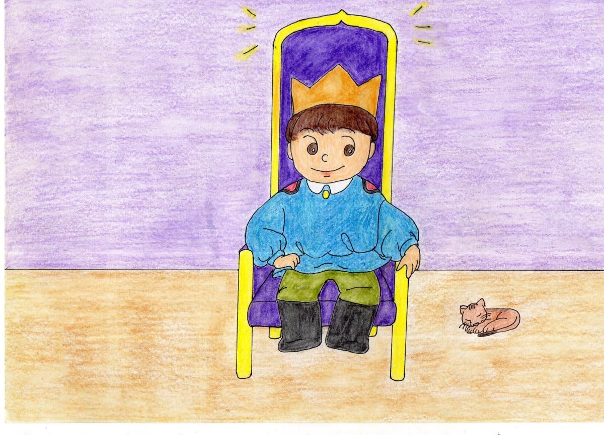 Joshua's Throne