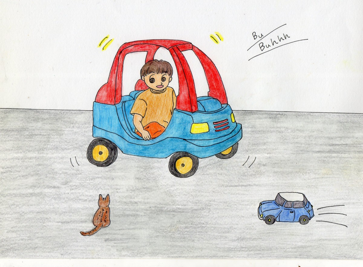 Joshua's Car