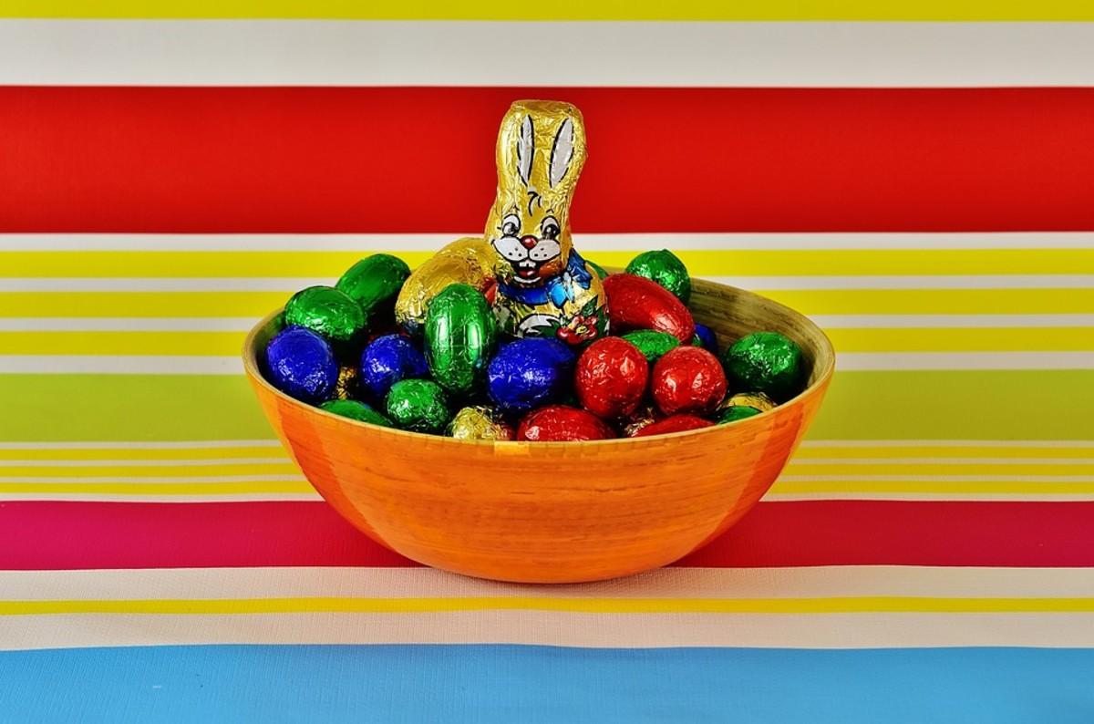 Easter Monday fun