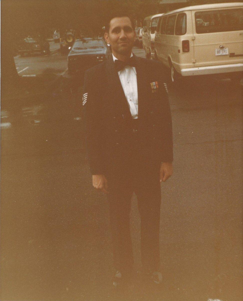 The Air Force Mess Dress Uniform