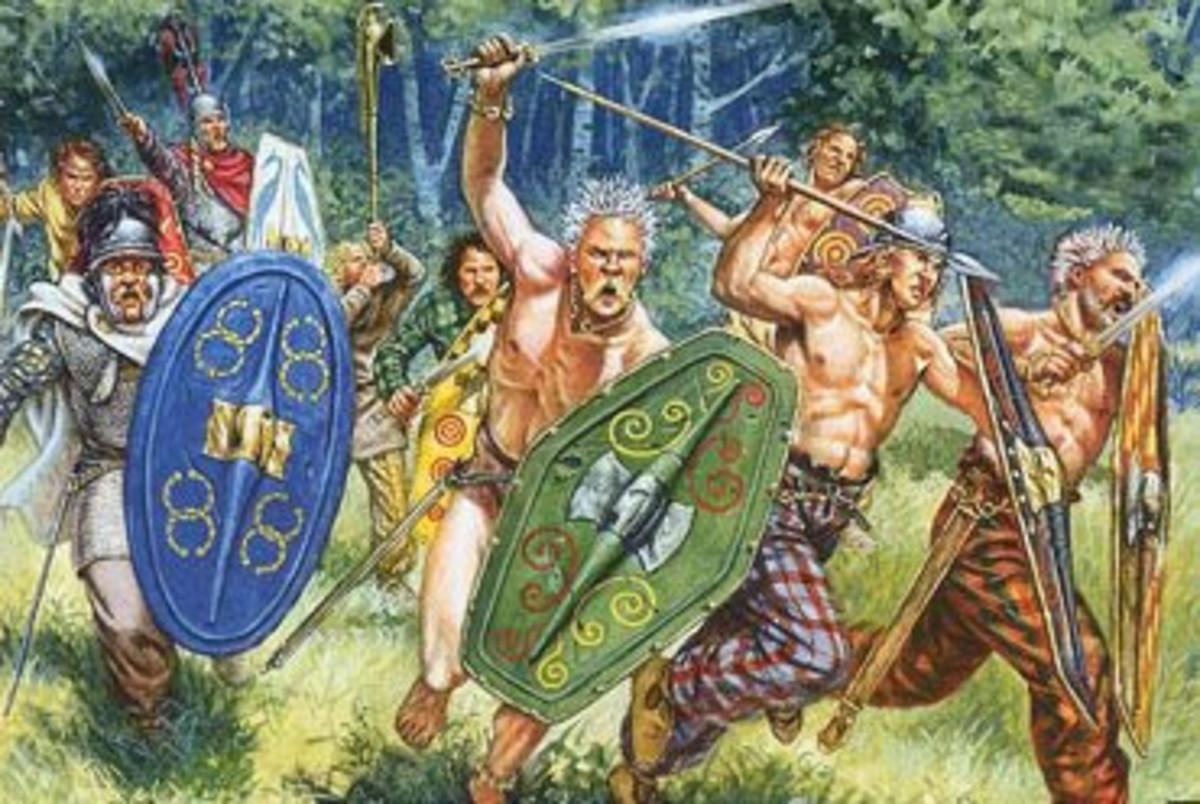 Cadeyrn rallies his men