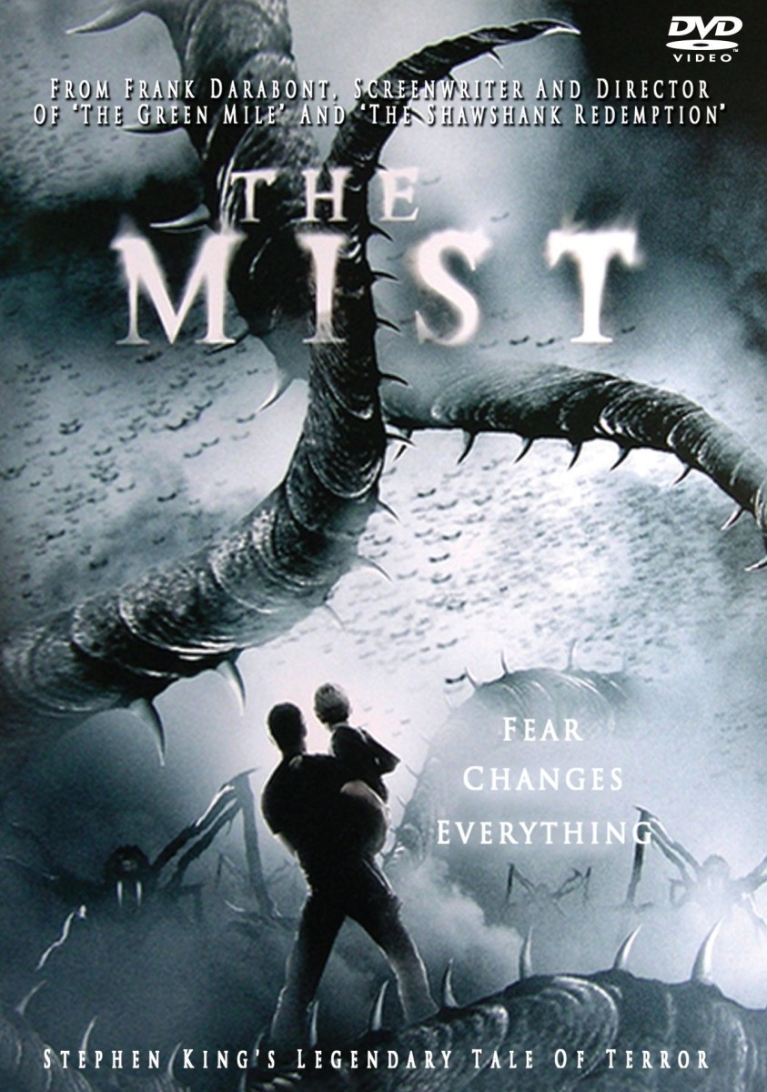 """If you haven't watched the movie """"The Mist"""", you should."""