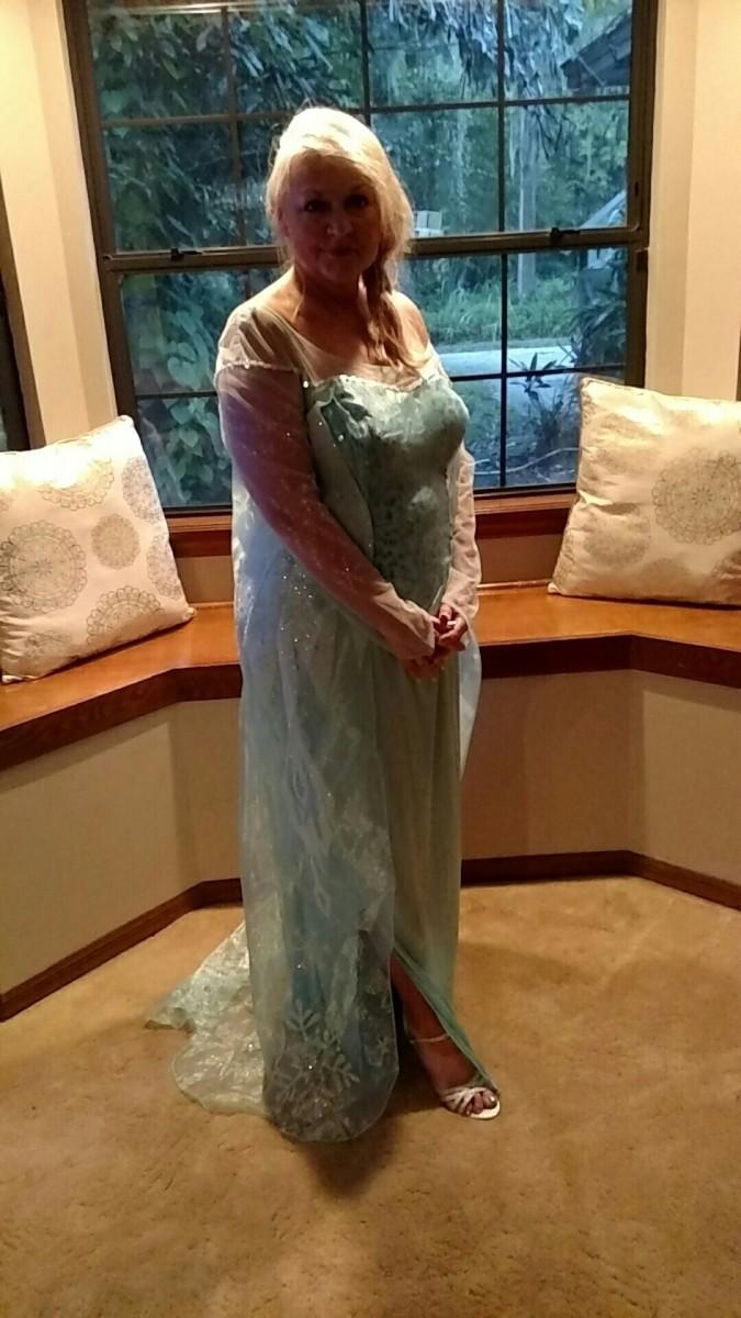 Grandmotherly Elsa ;)
