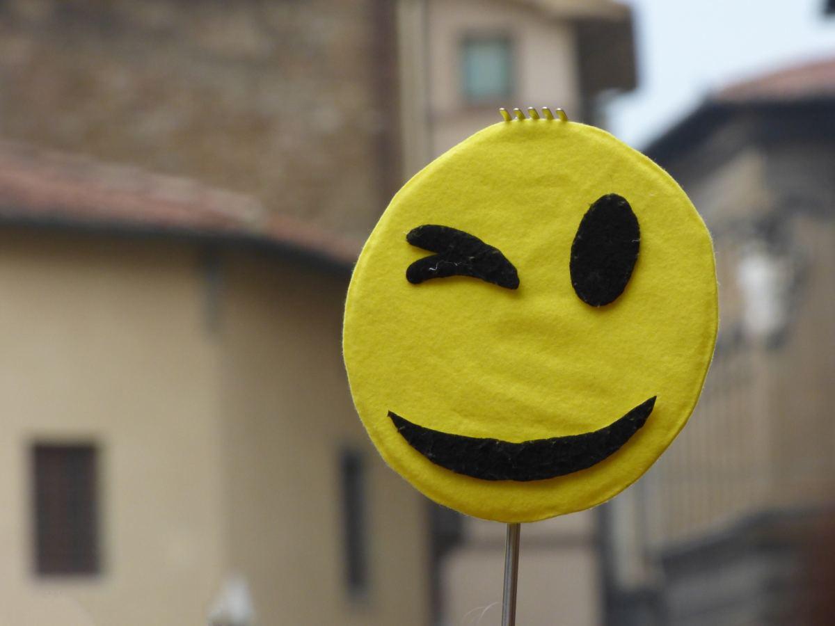 Life is strange but be happy.