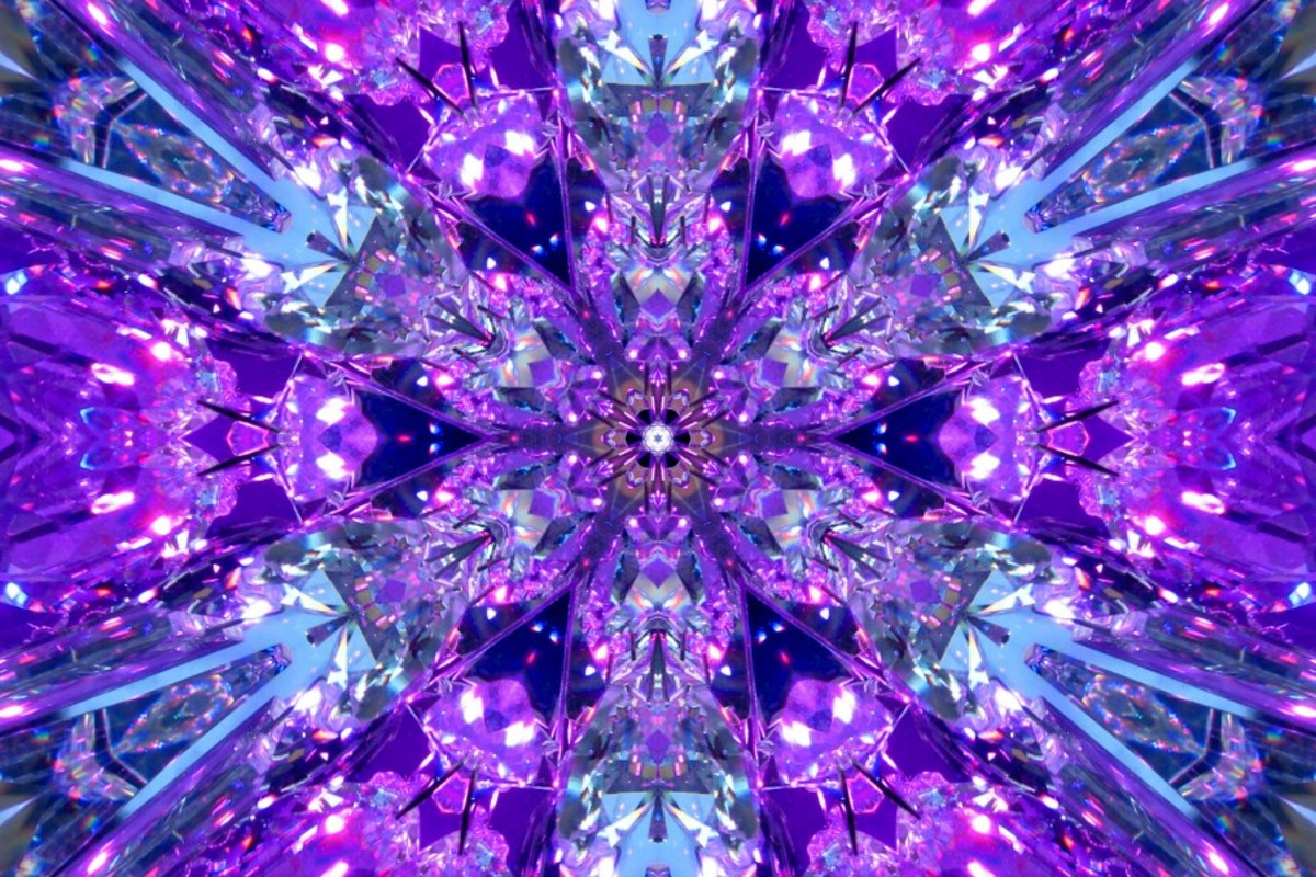 Your Life Is Like a Kaleidoscope
