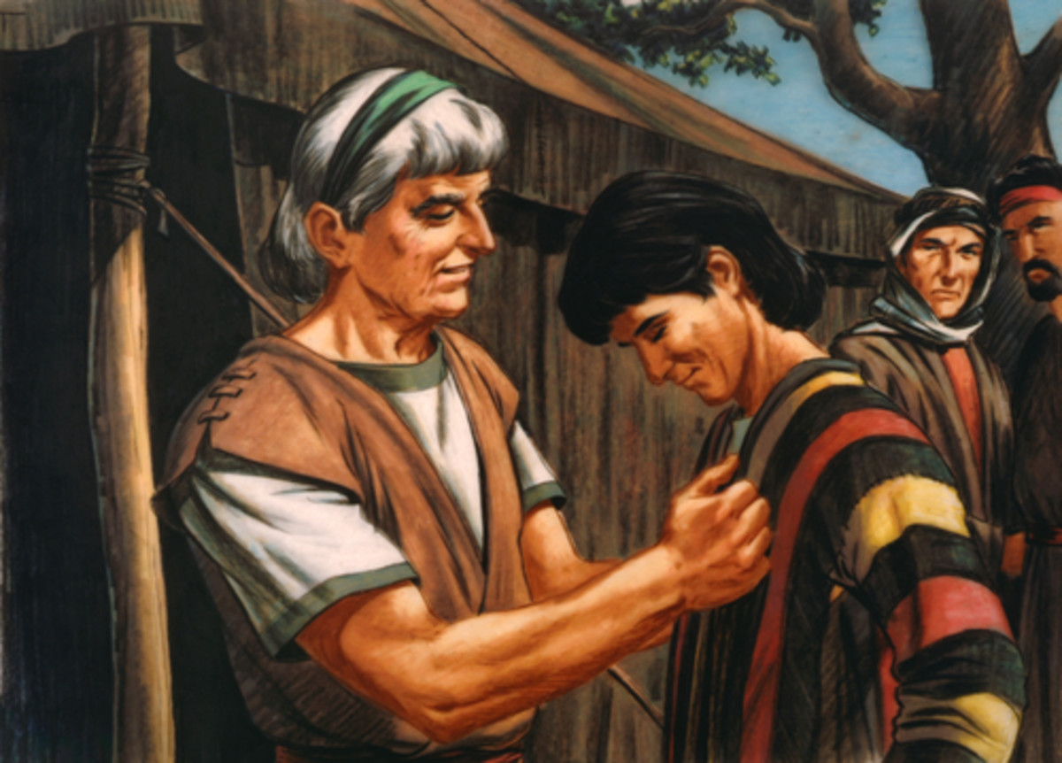 Jacob favored Joseph above all of his sons.