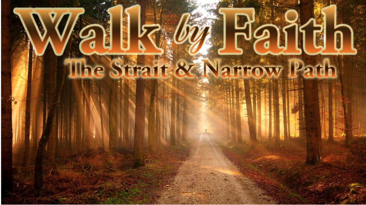 """""""He will direct your paths"""" indicates that God will make our journey through this life straight and upright. Traveling on the straight, honorable, and narrow paths of God lead to a reward that the human mind can not comprehend."""