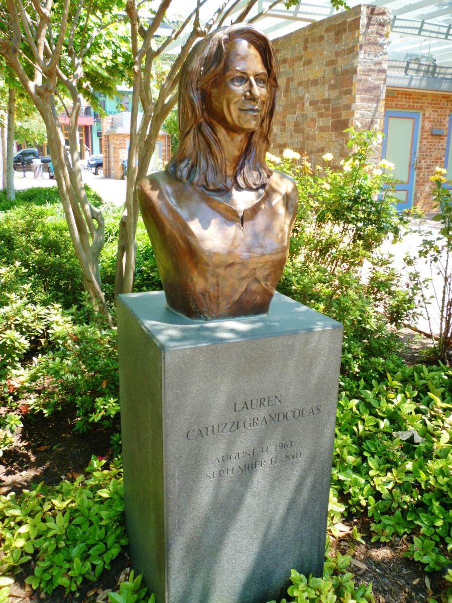 Lauren's Garden Sculpture