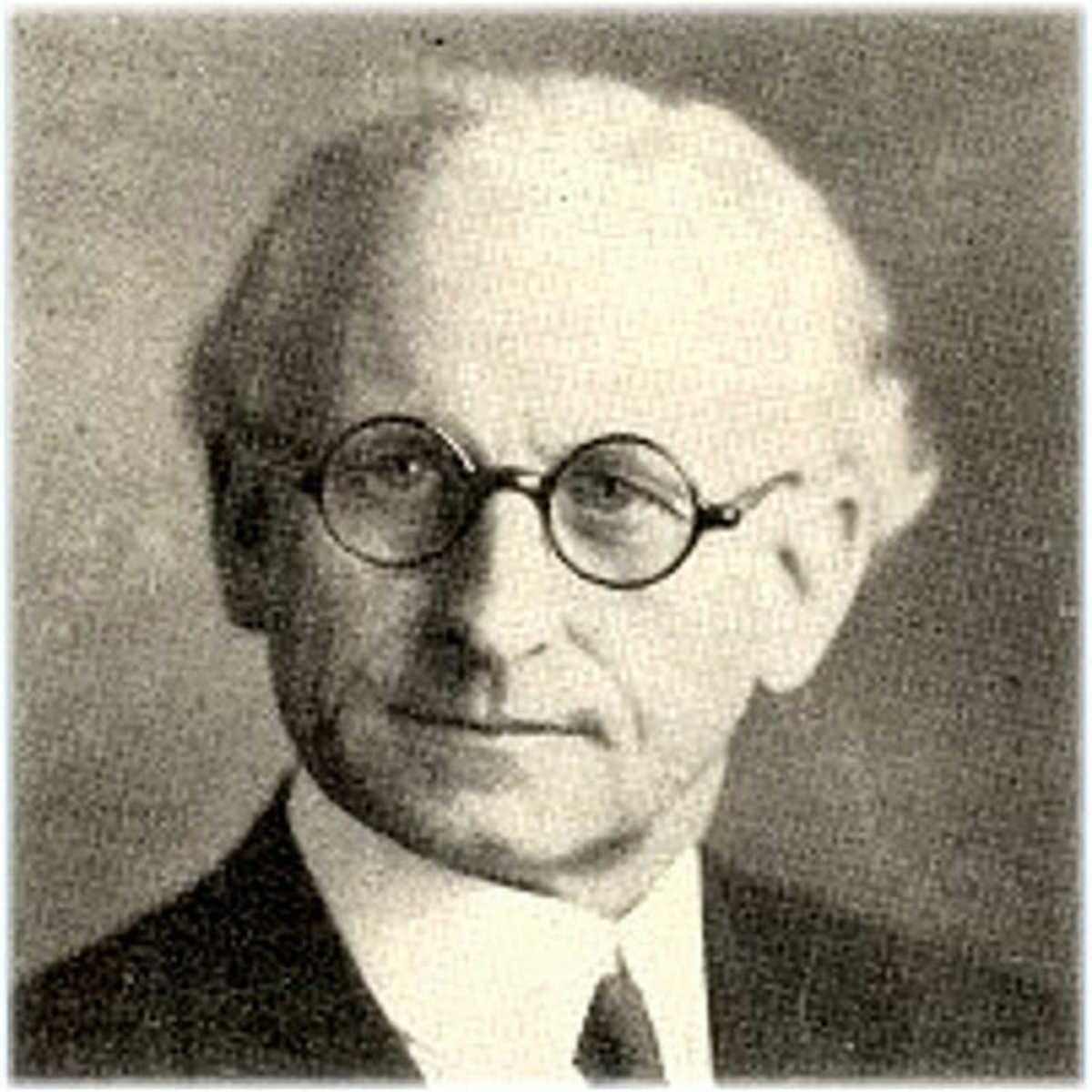 Reverend George Bennard