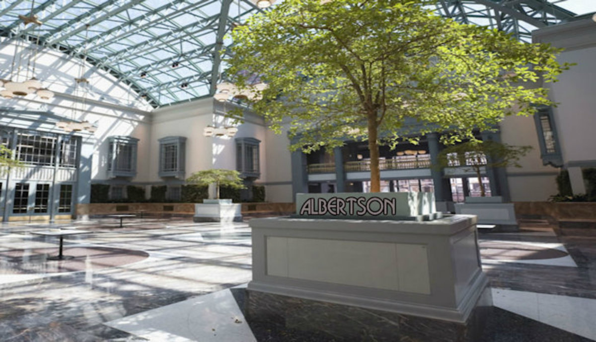 Once Albertson Pharmaceuticals in fully operational, the work will really begin.