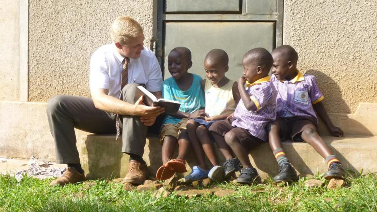 Missionary in Africa