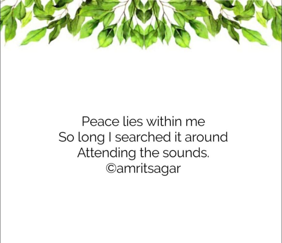 Haiku (Peace)