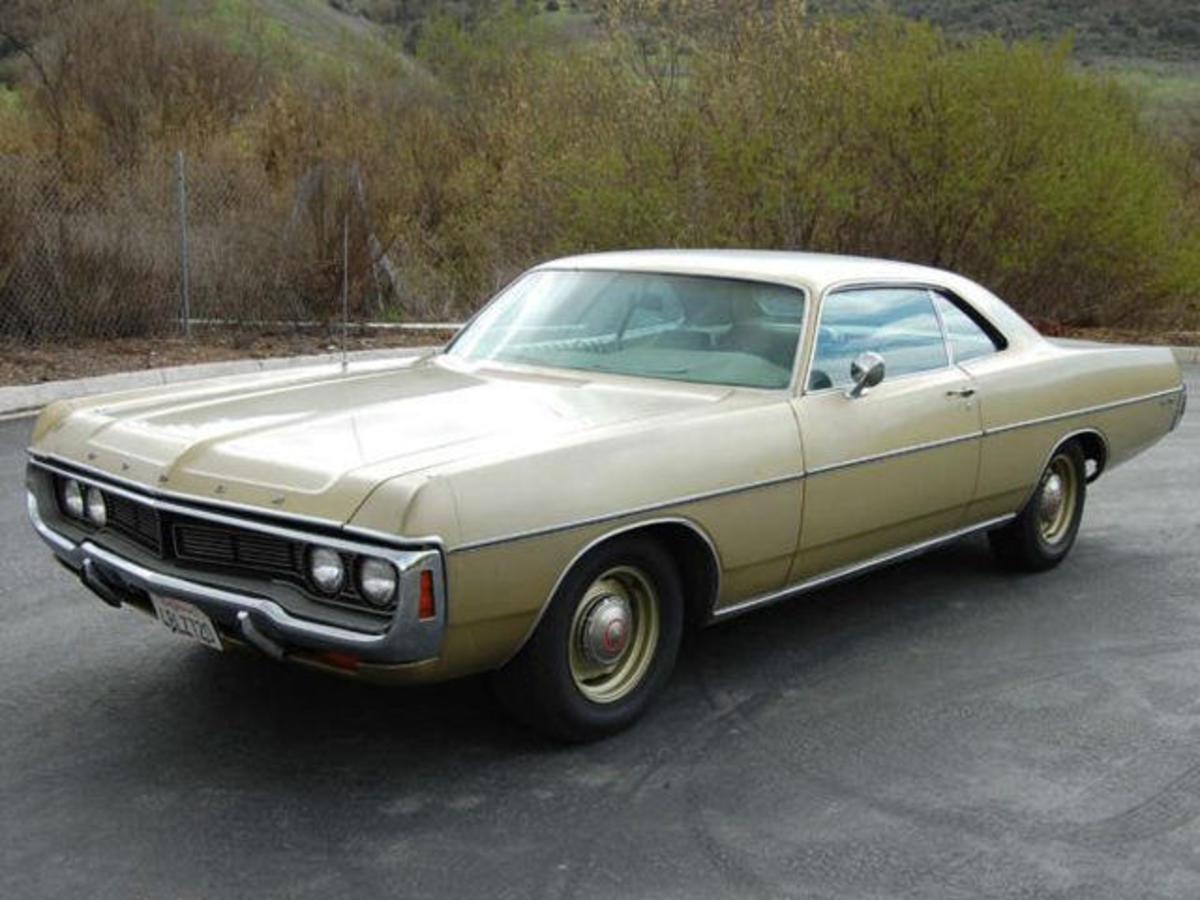 1971 Dodge Polara
