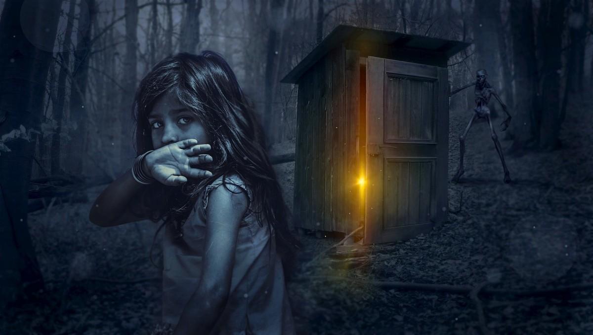 Nightmare: Image by Stefan Keller from Pixabay