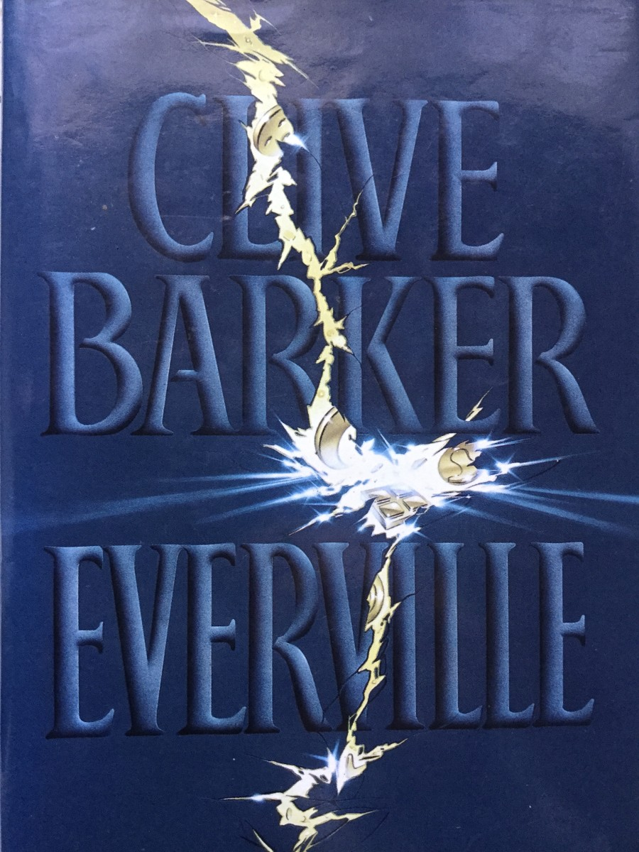 Everville, a novel by Clive Barker
