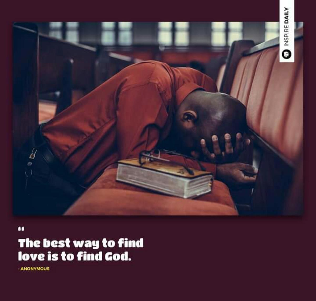 True Love Is Found In God