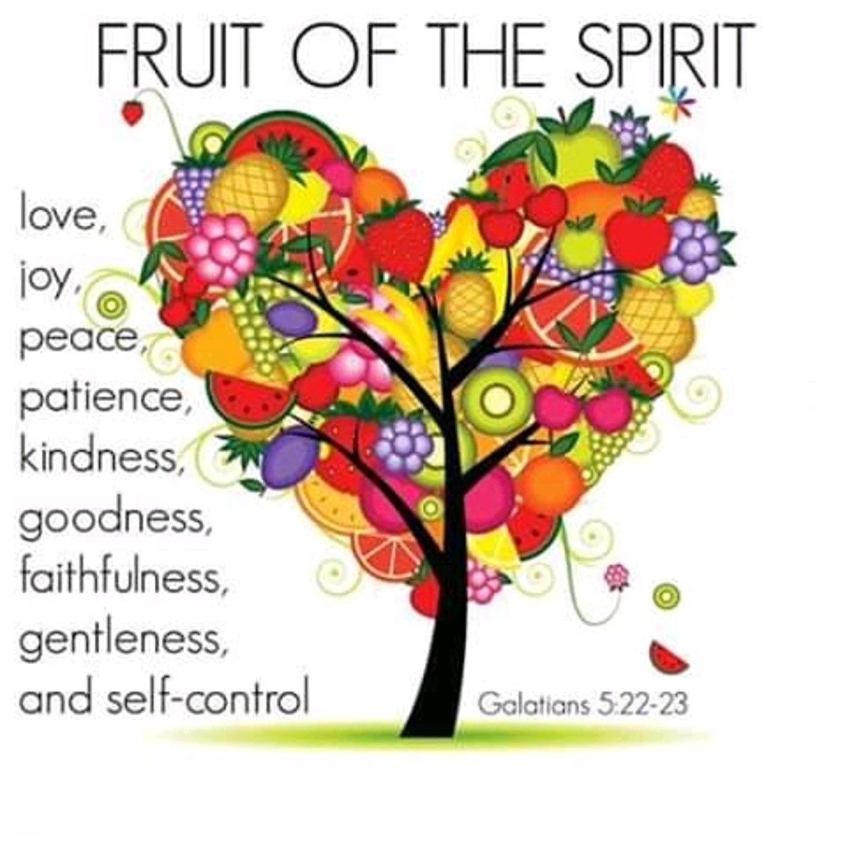 the-fruit-of-the-holy-spirit