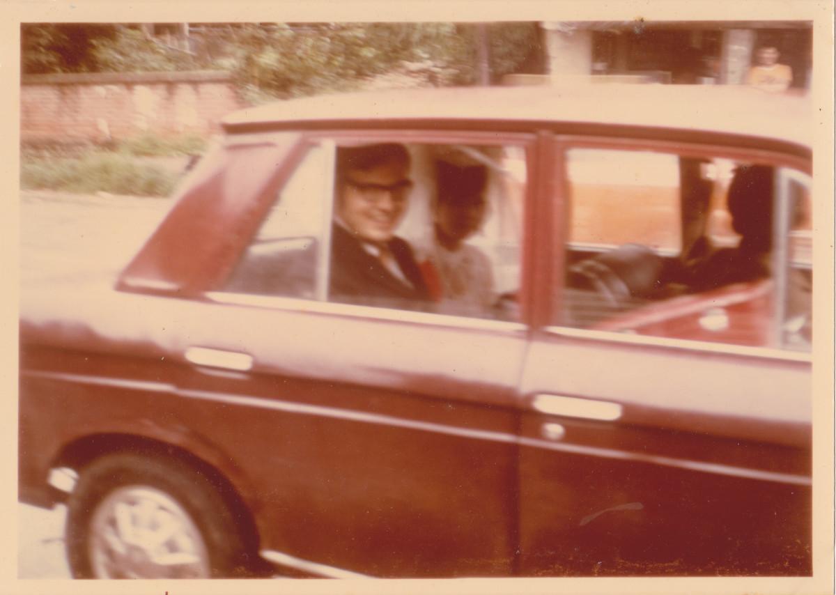 Picture taken in June 1973