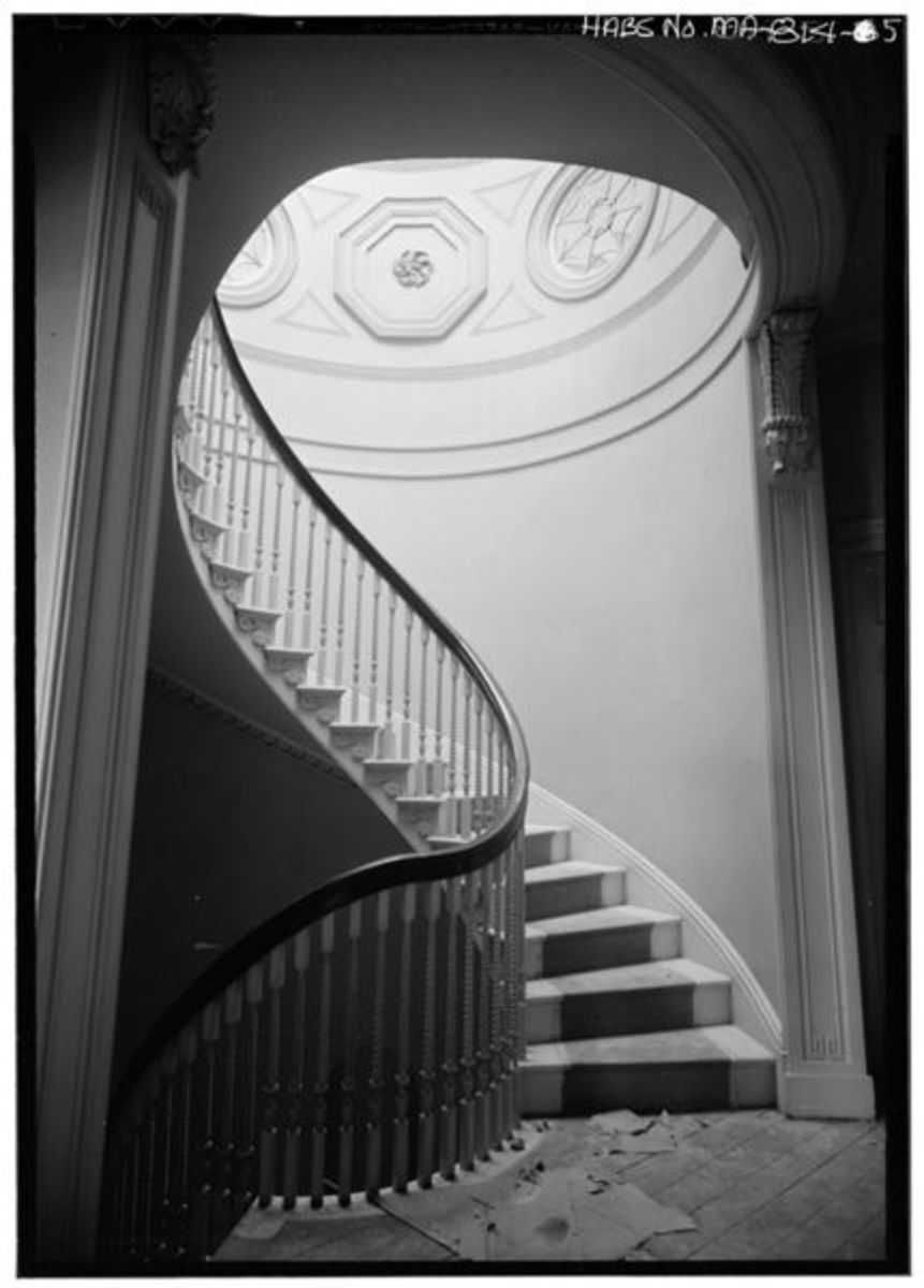 staircase-poetry