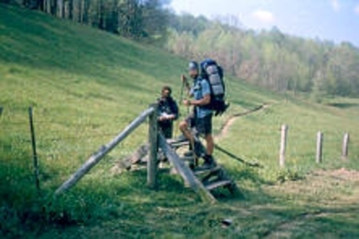 Homeless on the Appalachian Trail