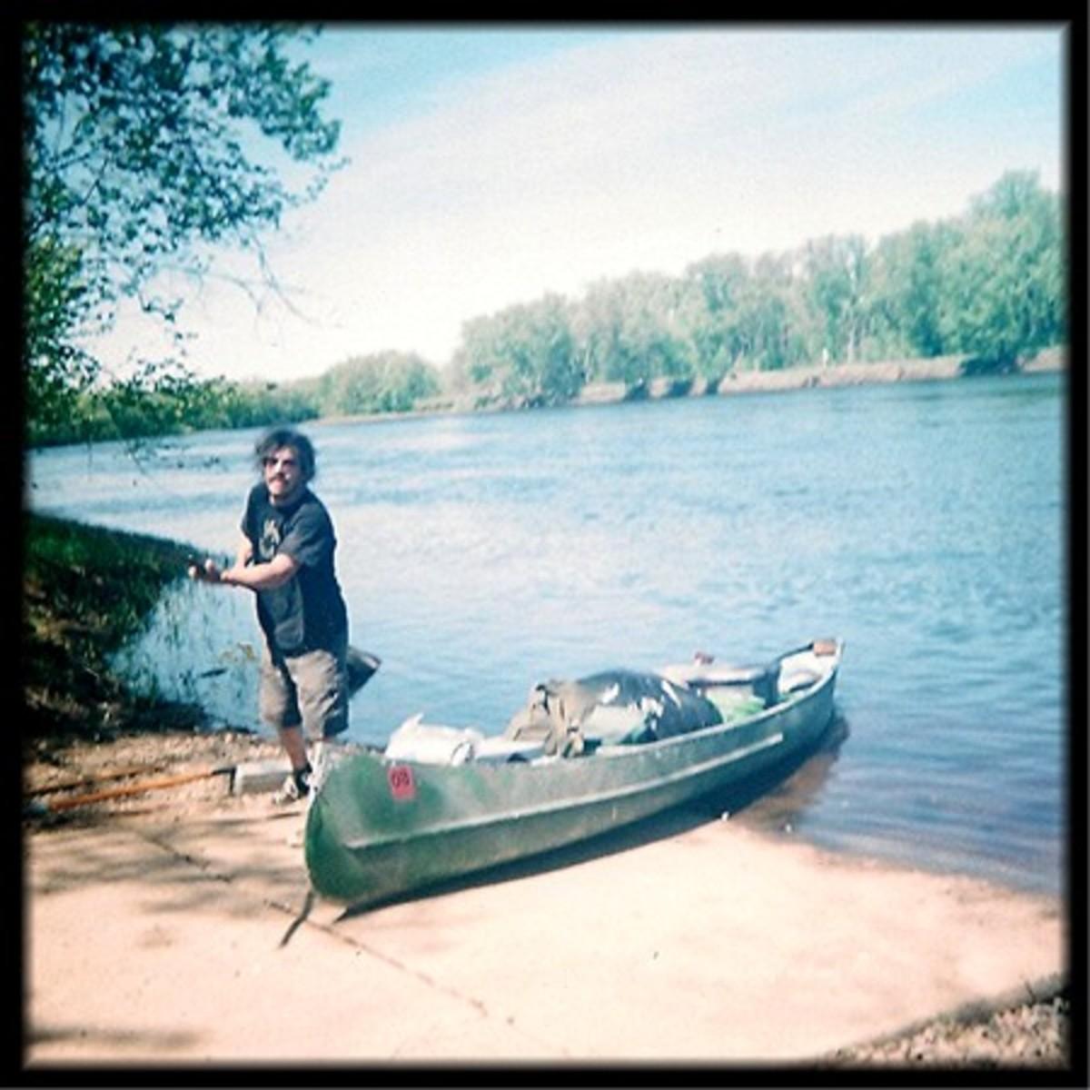Able to Camp & Canoe Again!