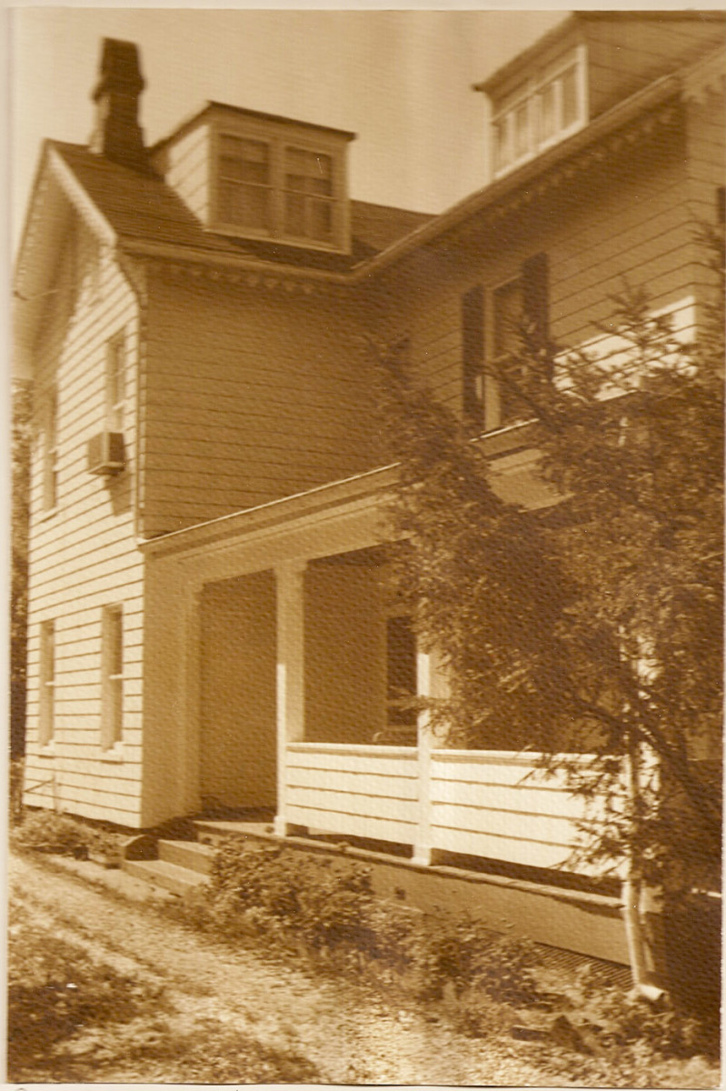 My grandparent's house